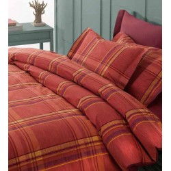 Set Duvet Cover Klack MODUS ORANGE