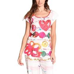 T-shirt Pajama Desigual Loveparty