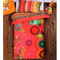 Duvet Cover Desigual Lollipop Single
