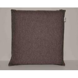 Coppia cuscini per sedie Klack GEMMA Nocciola