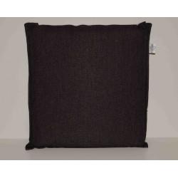 Coppia cuscini per sedie Klack GEMMA Marrone
