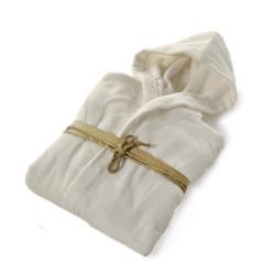Hooded bathrobe Fazzini COCCOLA