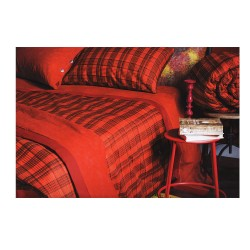 Set Duvet cover Fazzini Tartan Maxi Single