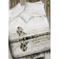 Duvet Set CCogal Wild 6078