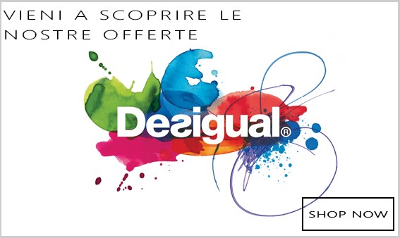 Desigual and Klack promotion